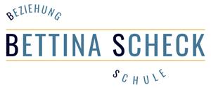 Bettina Scheck Logo